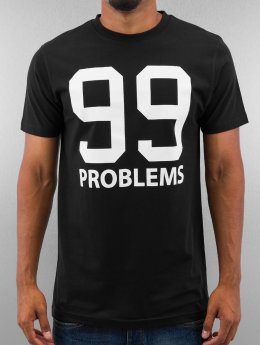 Mister Tee T-paidat 99 Problems musta