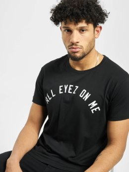 Mister Tee T-paidat 2Pac Eyez Long musta