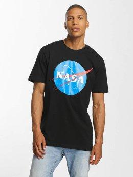 Mister Tee T-paidat NASA musta