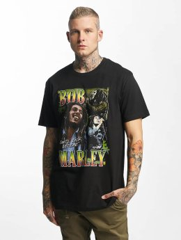 Mister Tee T-paidat Bob Marley Roots musta