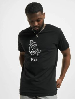 Mister Tee T-paidat Dark Pray musta