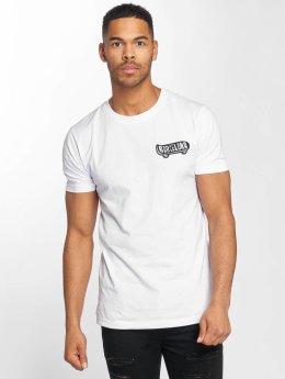 Mister Tee T-paidat Barcelona valkoinen