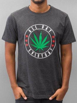 Mister Tee T-Shirt All Day grau