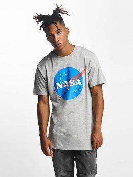 Mister Tee t-shirt NASA grijs