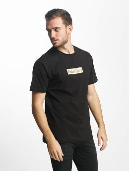 Mister Tee T-Shirt Fake Love noir