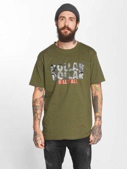 Mister Tee T-Shirt Tee Dollar olive