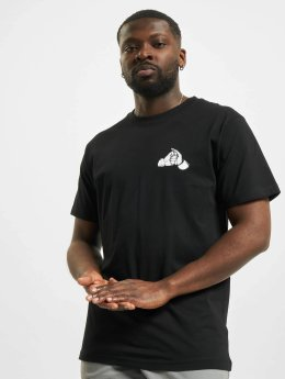 Mister Tee T-Shirt Fist schwarz