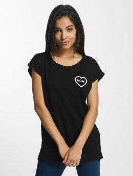 Mister Tee T-Shirt Nope schwarz