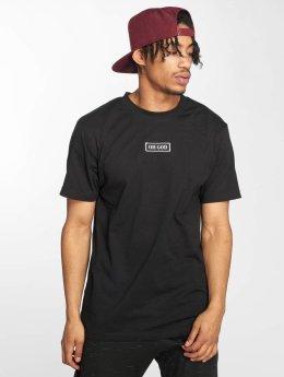 Mister Tee T-Shirt Oh God schwarz