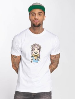 Mister Tee t-shirt Pump wit