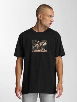 Mister Tee t-shirt Last Night zwart