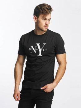 Mister Tee t-shirt Brooklyn zwart