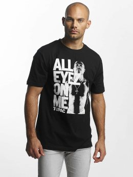 Mister Tee t-shirt Tupac All Eyes On Me zwart
