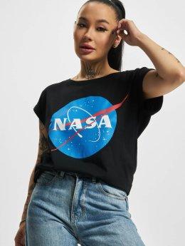 Mister Tee t-shirt NASA Insignia zwart
