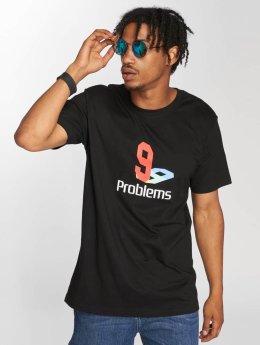 Mister Tee t-shirt 99 Plys zwart