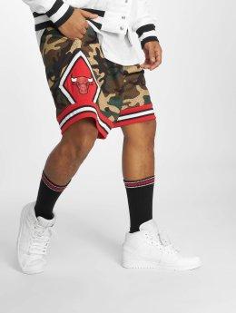 Mitchell & Ness Шорты Chicago Bulls Swingman камуфляж