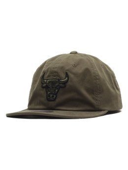 Mitchell & Ness Casquette Fitted Outdoor vert