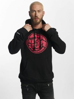 Mitchell & Ness Hoodie Mitchell & Ness Red Pop Toronto Raptors svart