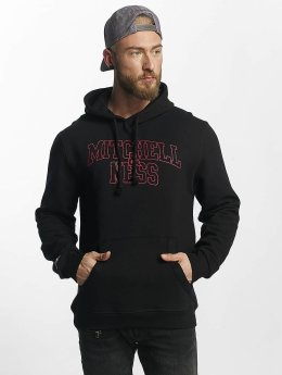 Mitchell & Ness Hoody Red Pop zwart