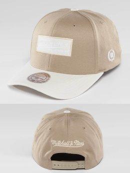 Mitchell & Ness snapback cap Heather 2-Tone khaki