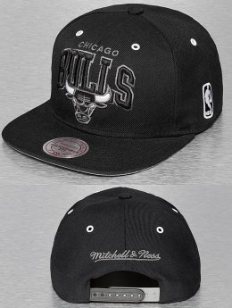 Mitchell & Ness Snapback Cap BGW Chicago Bulls nero