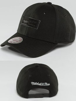Mitchell & Ness Snapback Cap Hot Stamp Contrast schwarz
