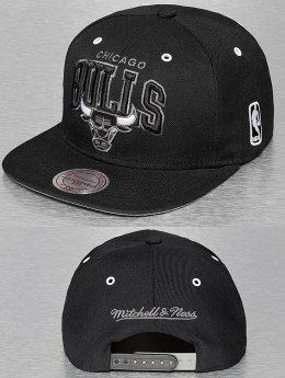 Mitchell & Ness Snapbackkeps BGW Chicago Bulls svart