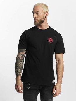 Mitchell & Ness Red Pop Tailored Toronto Raptors T-Shirt Black