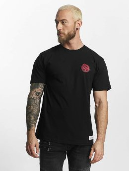 Mitchell & Ness Red Pop Tailored Toronto Raptors T-Shirt Black