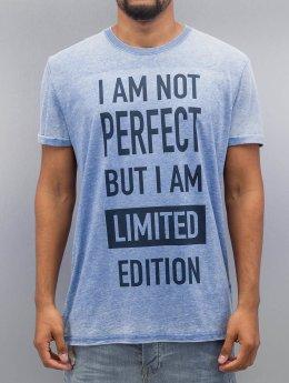 Monkey Business T-Shirt Limited Edition blau