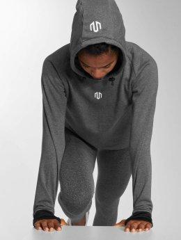 MOROTAI Sweats capuche de Sport Comfy Performance gris