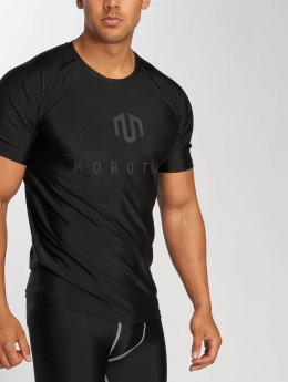 MOROTAI T-Shirt Performance Basic noir