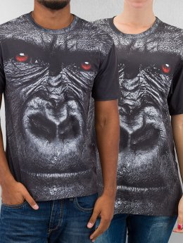 Mr. Gugu & Miss Go T-Shirt Gorilla gray