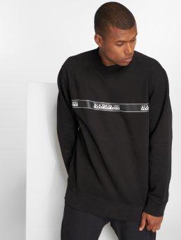 Napapijri Pullover Buena Fleece schwarz