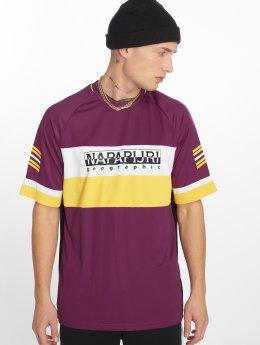 Napapijri T-shirts Sala mangefarvet