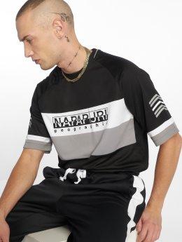 Napapijri T-skjorter Sala mangefarget