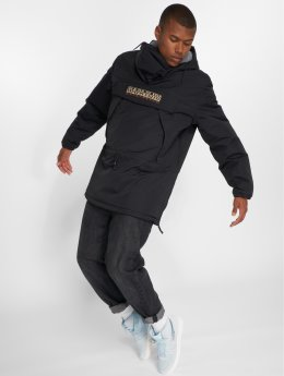 Napapijri Winter Jacket Skiddo Tribe  black