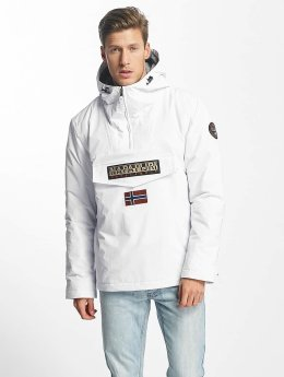 Napapijri Winter Jacket Rainforest  white