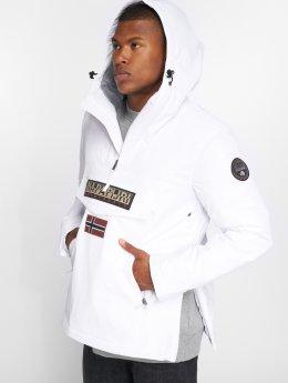 Napapijri Winter Jacket Rainforest Pocket white