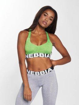 Nebbia Спортивный бюстгальтер Elegance II зеленый