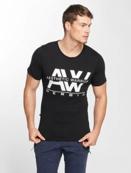 Nebbia T-Shirt Stanka schwarz