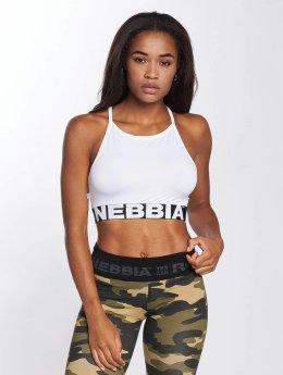 Nebbia T-Shirt Crop white