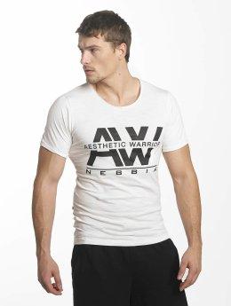 Nebbia Urheilu T-paidat Stanka valkoinen