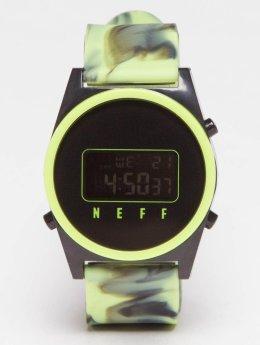 NEFF Часы Daily Digital зеленый
