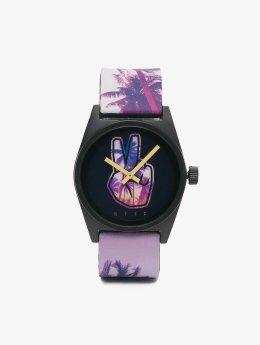 NEFF Часы Daily Wild пурпурный