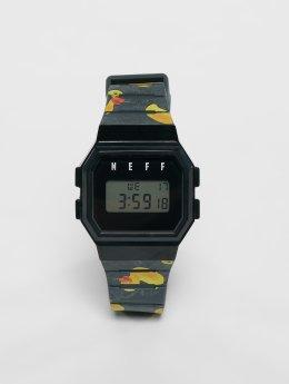 NEFF Часы Flava Wild черный