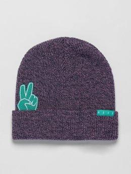 NEFF шляпа Peek A Boo пурпурный