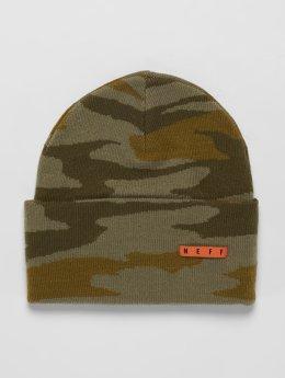 NEFF Beanie Lawrence Jacquard camouflage