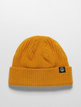 NEFF Beanie Fisherman gold colored