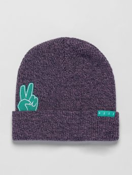NEFF Beanie Peek A Boo purple